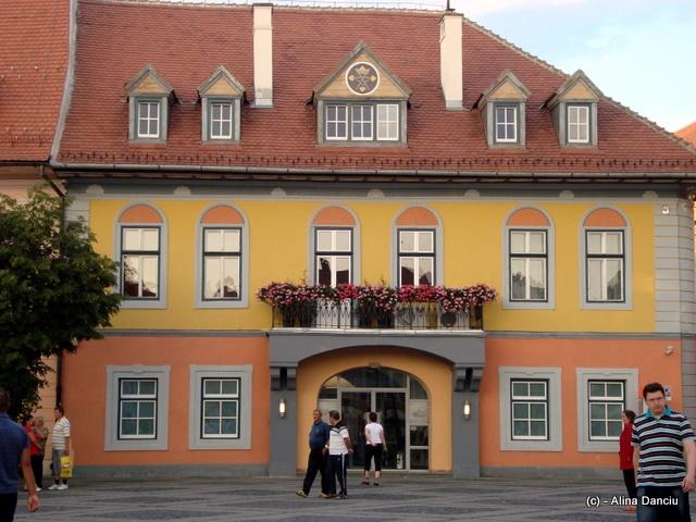 Centru istoric Sibiu 4