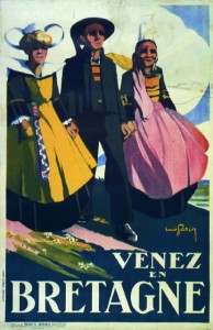 Afis litografie 1925