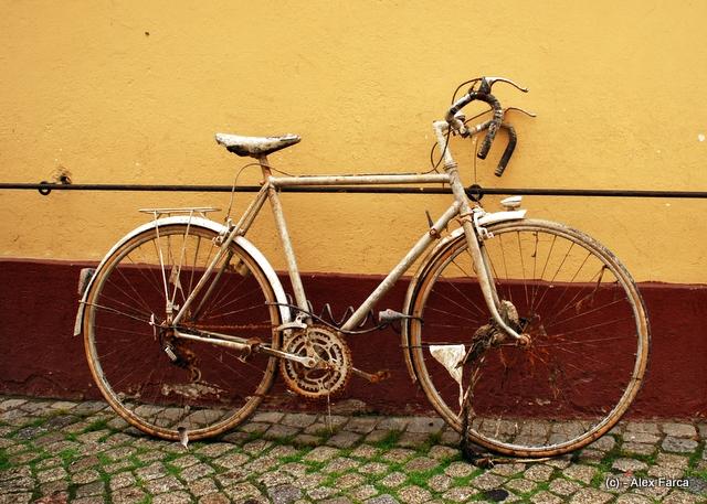 Bicicleta in Strassbourg