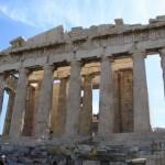 acropole pantheonul