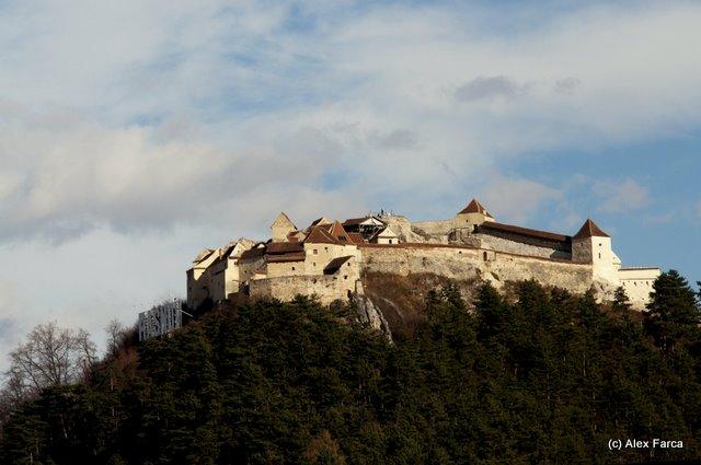 Cetatea Râsnov