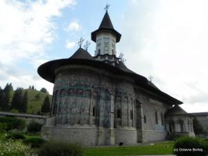 Mânăstirea Suceviţa