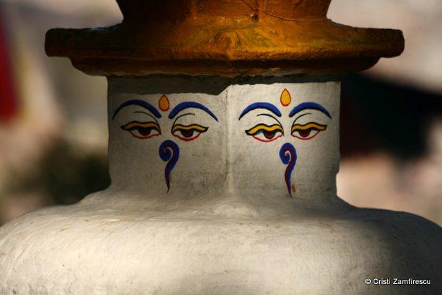 Ochii lui Buda