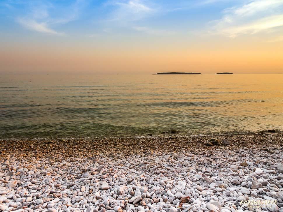 Marea Adriatică, Istria, Rovinj (Croația)
