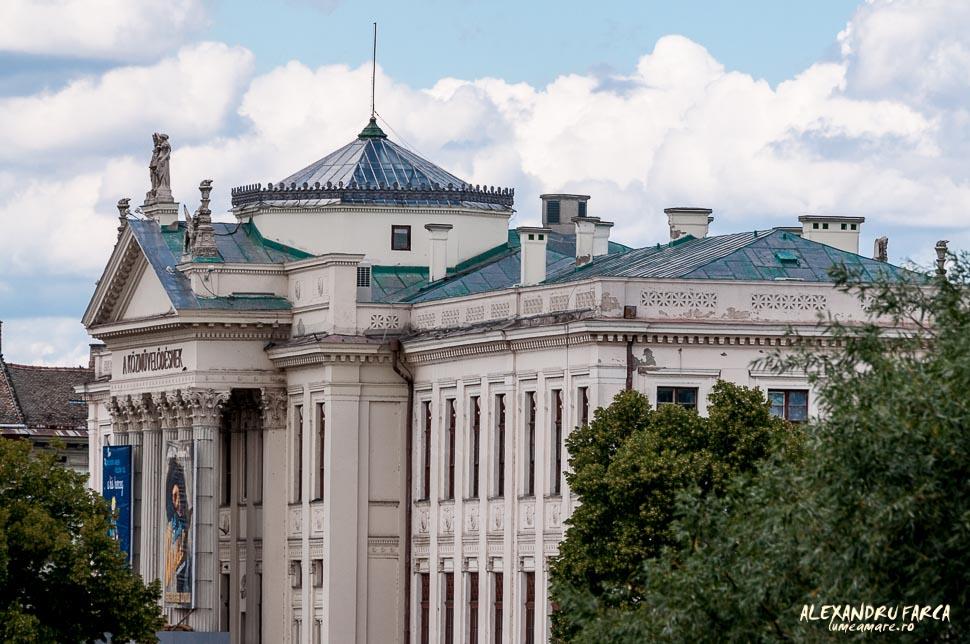 Szeged Palatul Culturii