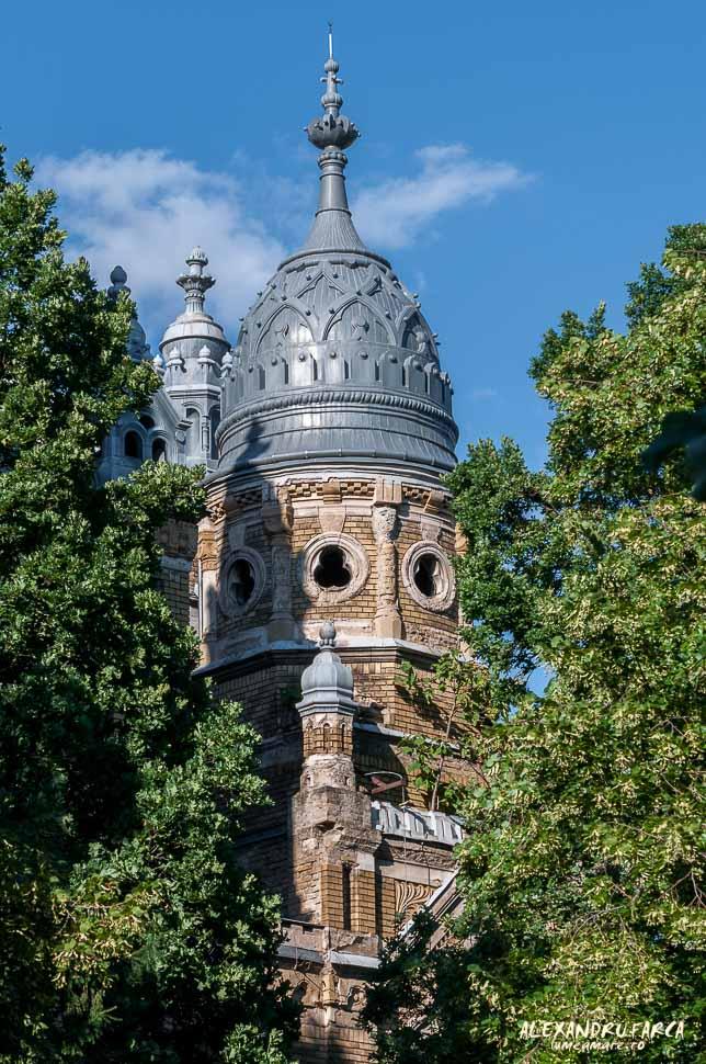 Szeged_Sinagoga nouă