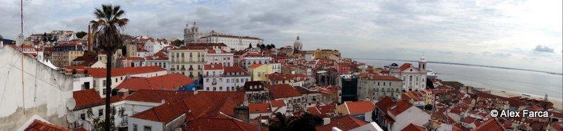Lisabona - miradouros 01