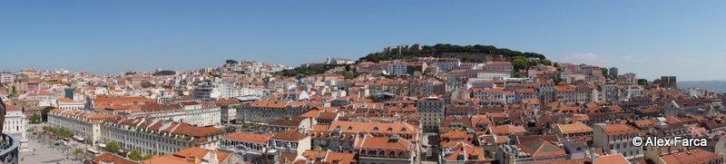 Lisabona - miradouros 03
