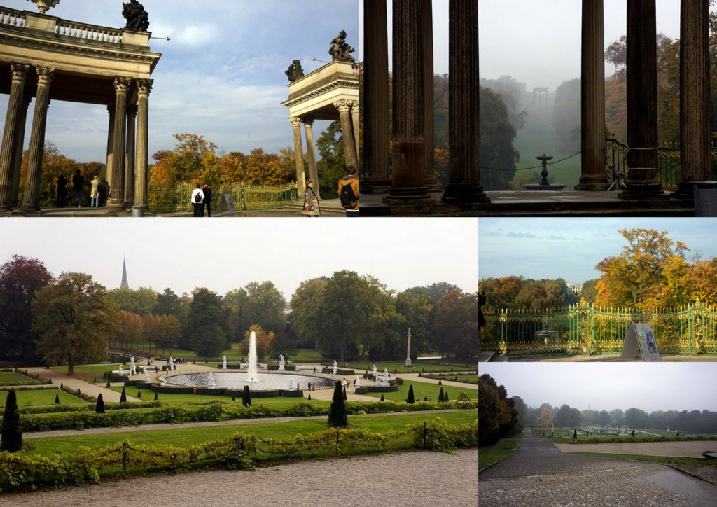 Colaj Potsdam Sanssouci