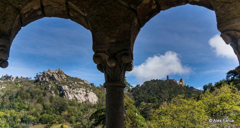 Castelul Maurilor și Palatul Pena