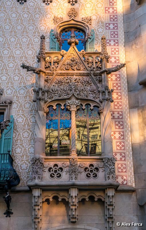 Barcelona - Casa Amatller