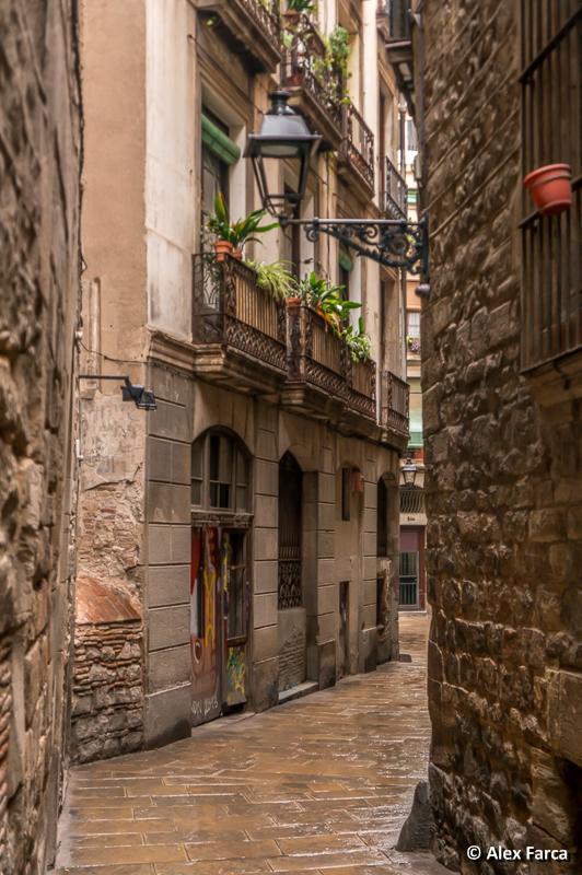 Barcelona - Gotic 02
