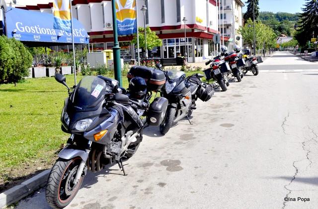 parcati in Donji Milanovac