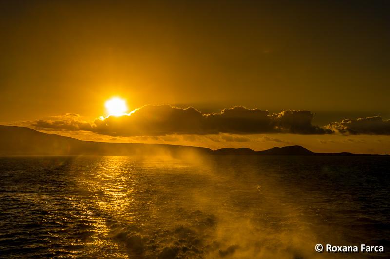 Rasarit pe ocean