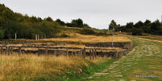 Porolissum - Drumul roman