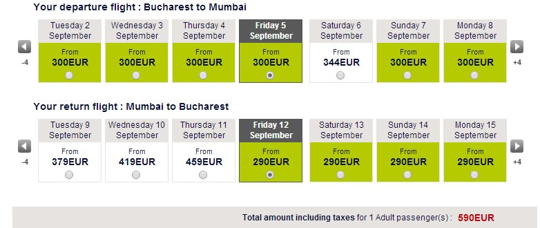 AirFrance - Mumbai
