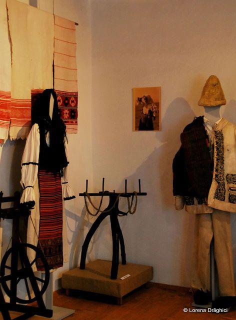 Casa memoriala Avram Iancu - expozitia entografica 1