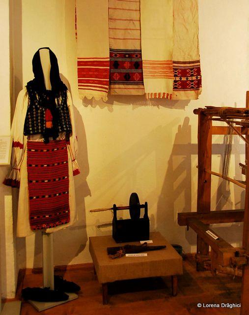 Casa memoriala Avram Iancu - expozitia entografica 2