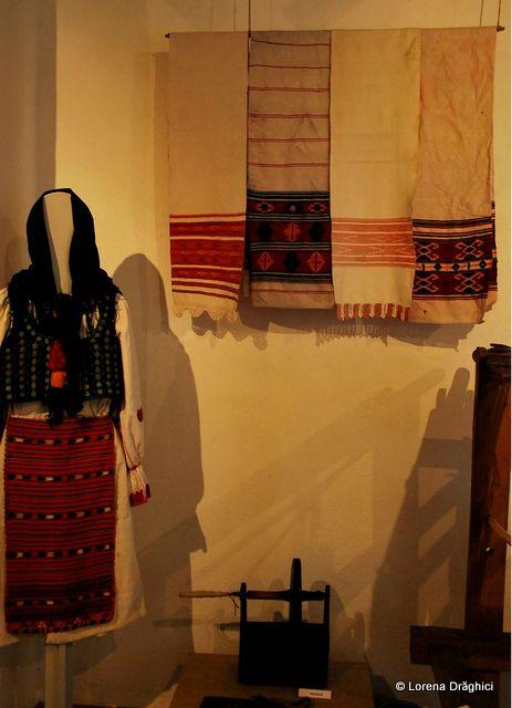 Casa memoriala Avram Iancu - expozitia entografica 7