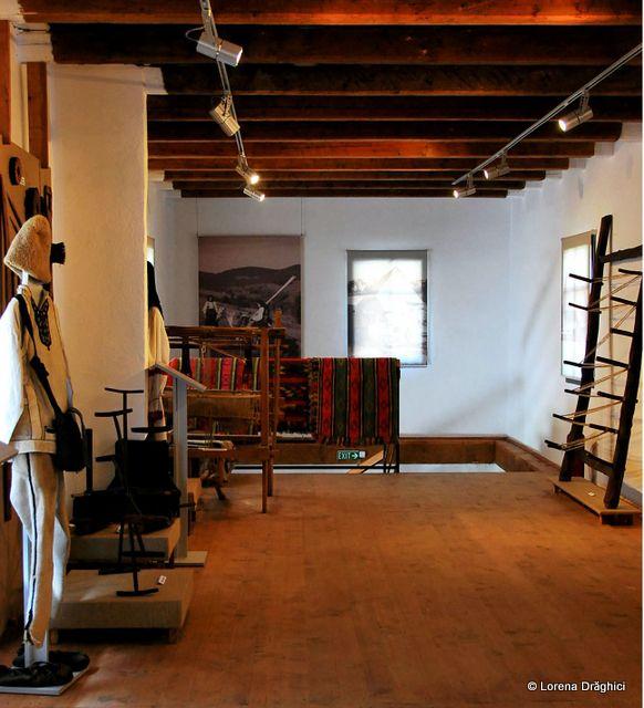 Casa memoriala Avram Iancu - expozitia entografica 8
