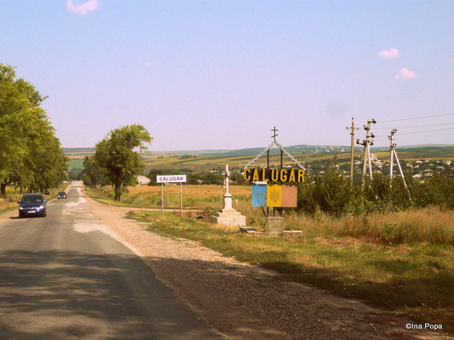 Calugar din Moldova?