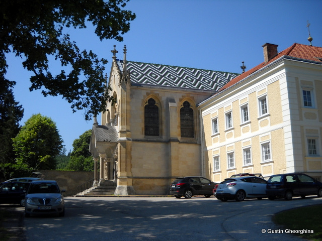 Mayerling capela