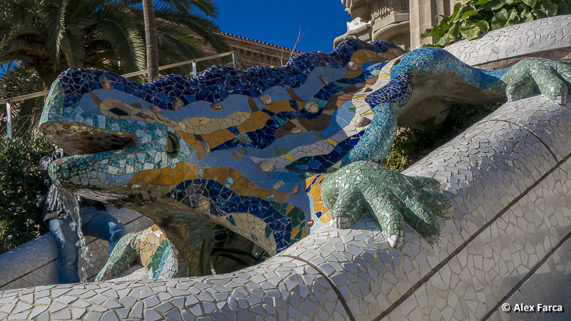 Barcelona - Park Guell_09498