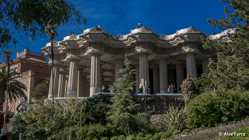 Barcelona - Park Guell_09515