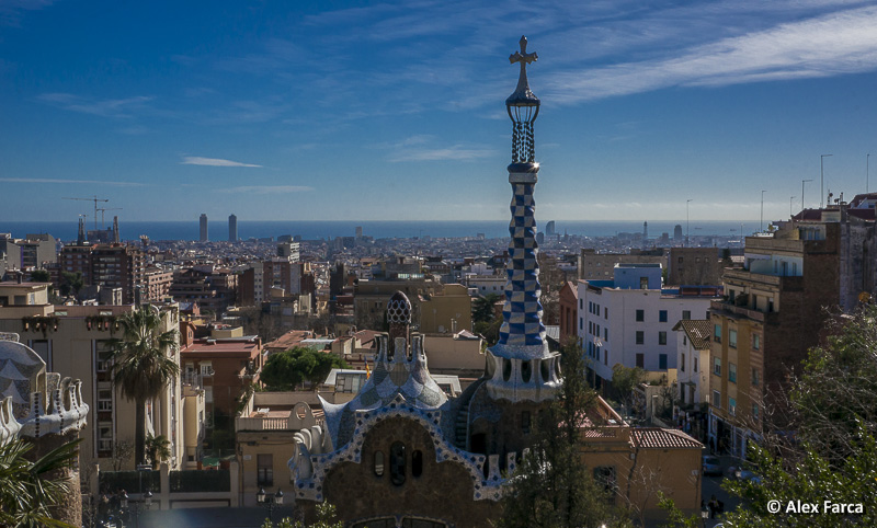 Barcelona - Park Guell_09532