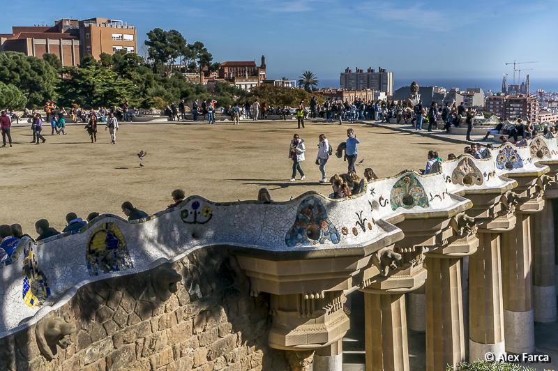 Barcelona - Park Guell_09575