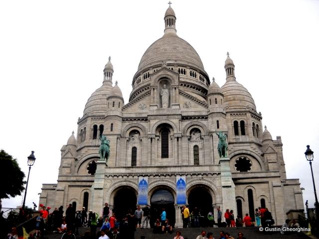 Bazilica Sacre- Coeur