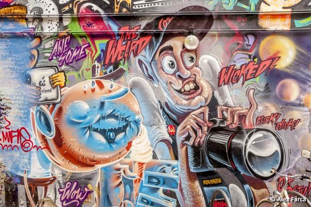 Berlin_Graffiti Courtyard _0399