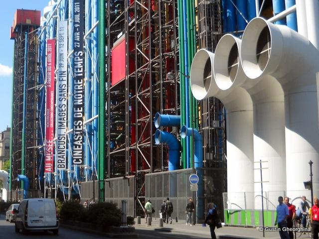 Muzeul Georges Pompidou