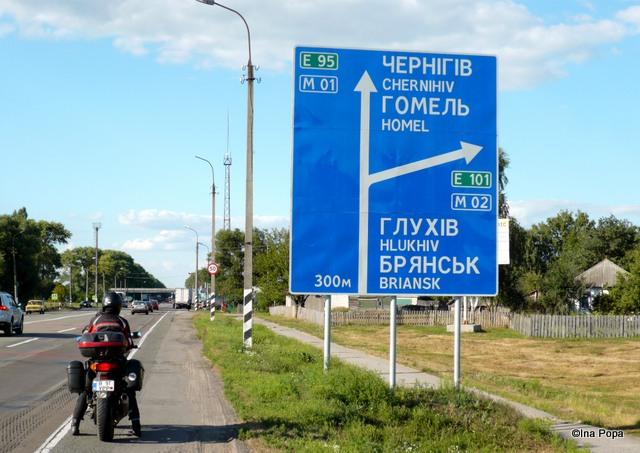 spre Rusia