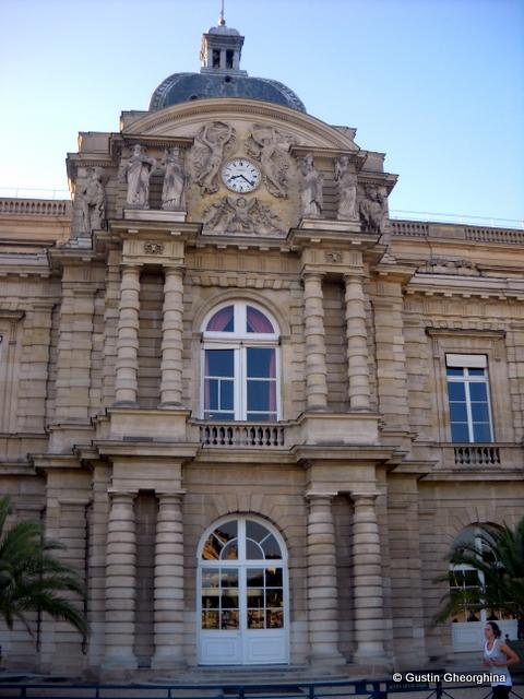 Palatul Luxemburg (Senatul)