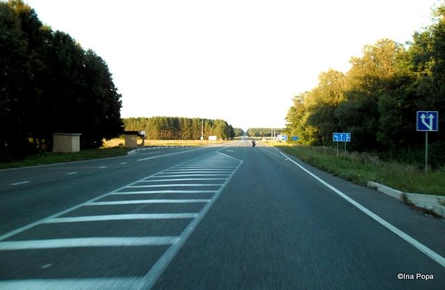 Loc de facut stanga pe autostrada