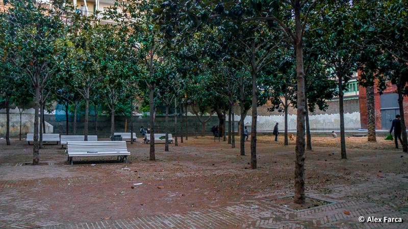 Barcelona, gradini