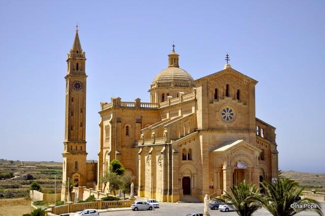 Biserica Ta Pinu, insula Gozo