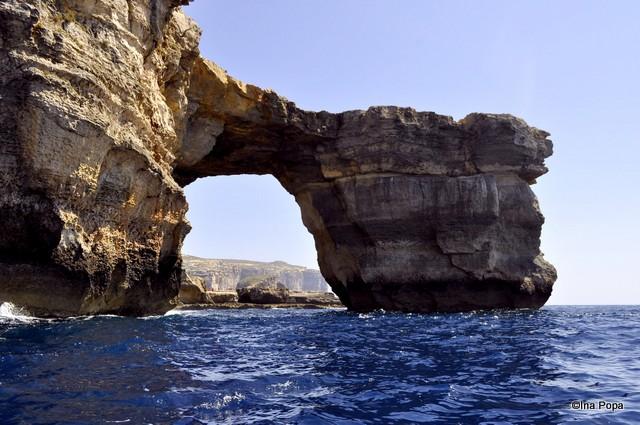 Gozo, Fereastra Albastra