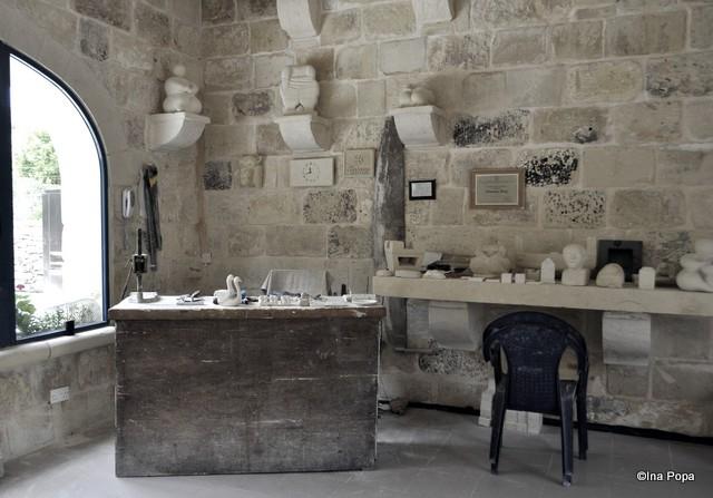 Atelierul de sculptura