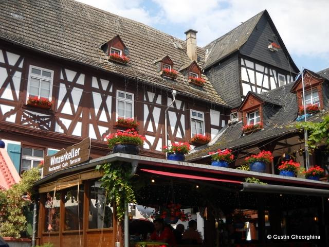 Rudesheim Drosselgasse