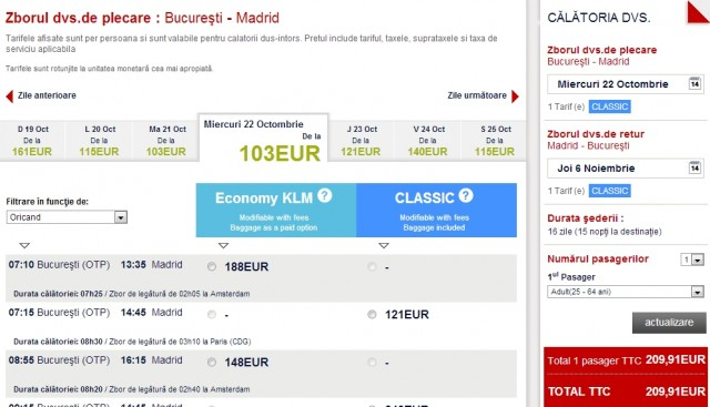Air France - Madrid