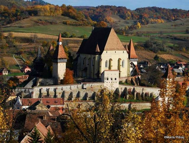 Biserica Biertan 3
