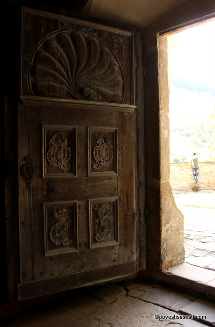 Biserica Biertan - usa 2