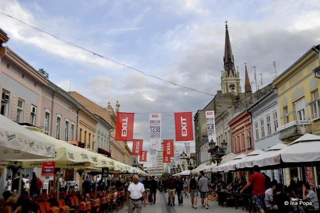 Novi Sad în straie de sărbătoare
