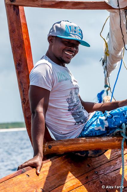 Herry, ajutorul nostru din Zanzibar