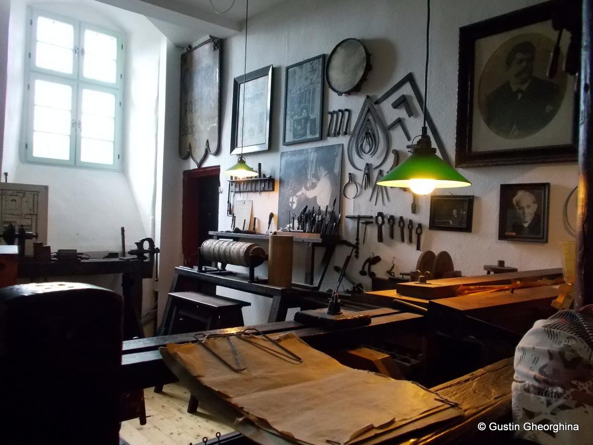 Atelierul lui Giovanni Bacigalupo