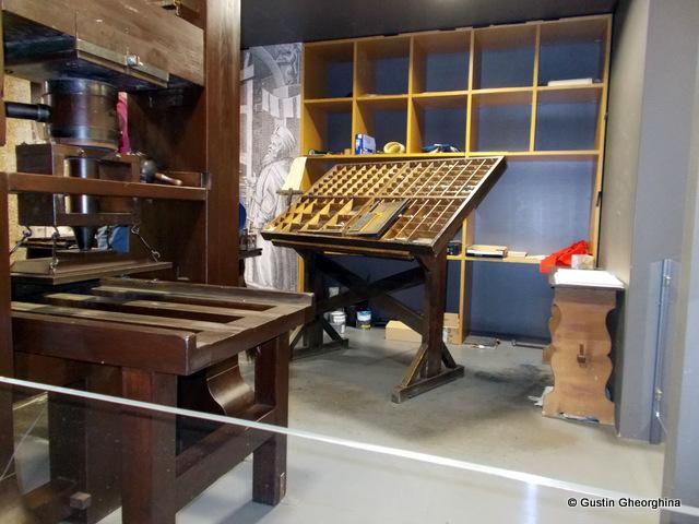 Atelierul lui Gutenberg