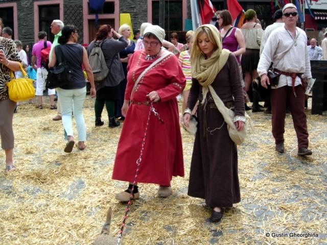 Gospodine și gospodari medievali