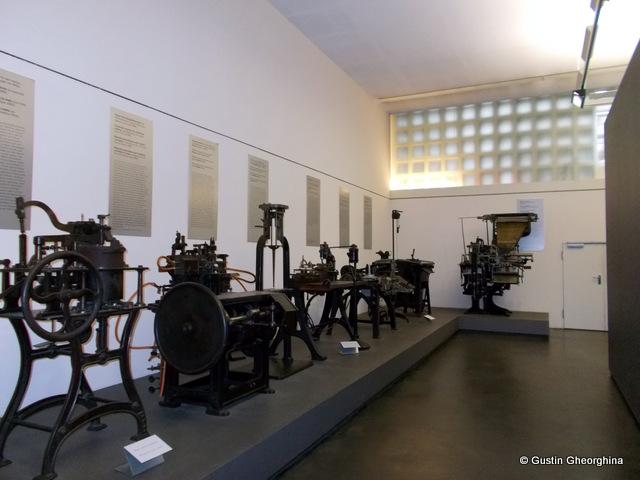 Mașini de tipărit